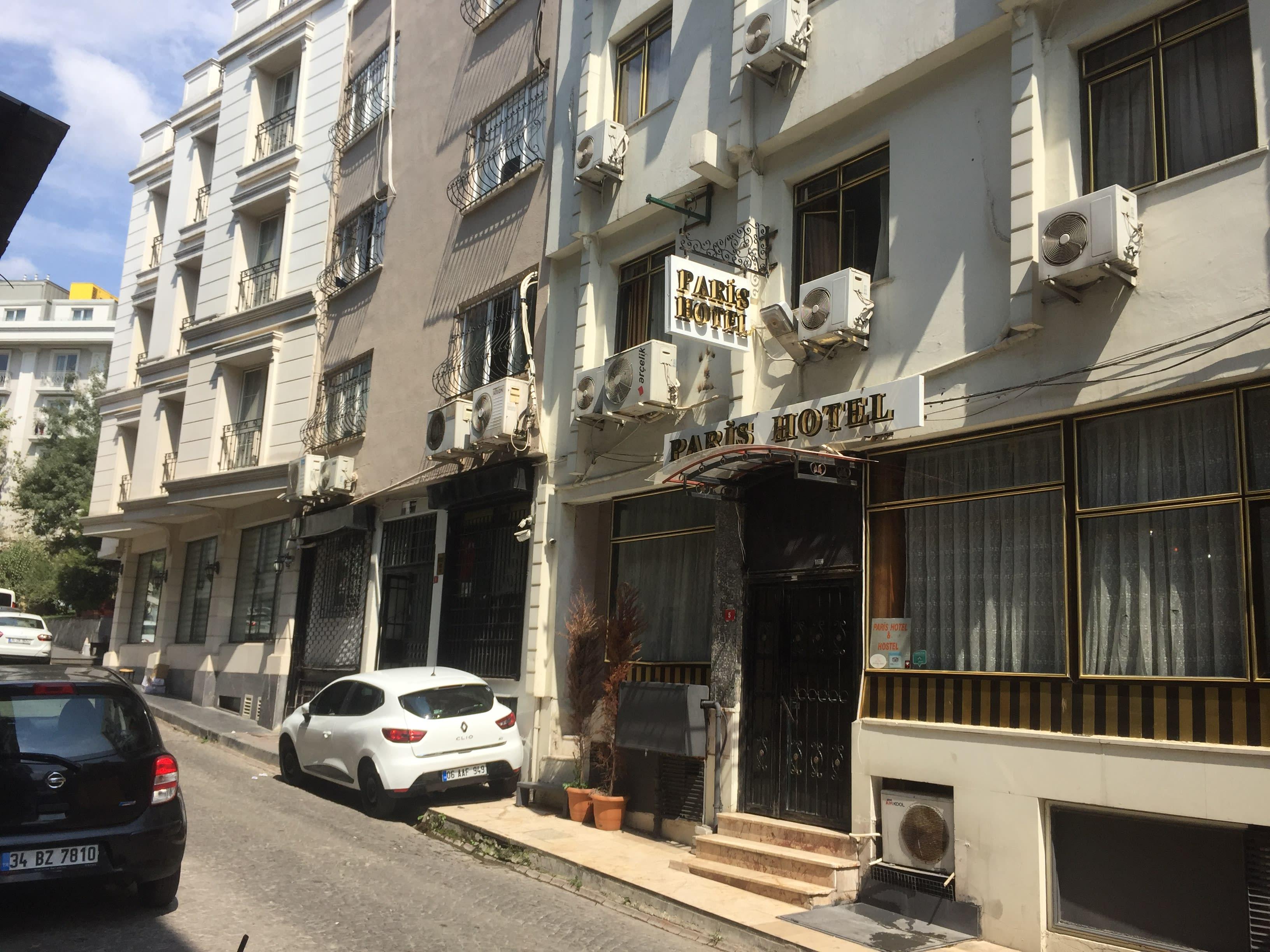 HOSTEL - Paris Hotel & Hostel