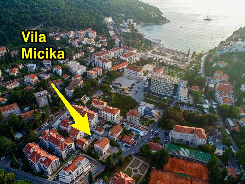 GUESTHOUSE - Villa Micika