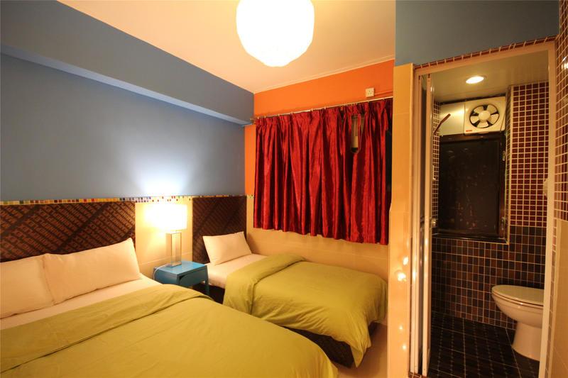 HOSTEL - Hong Kong Hostel