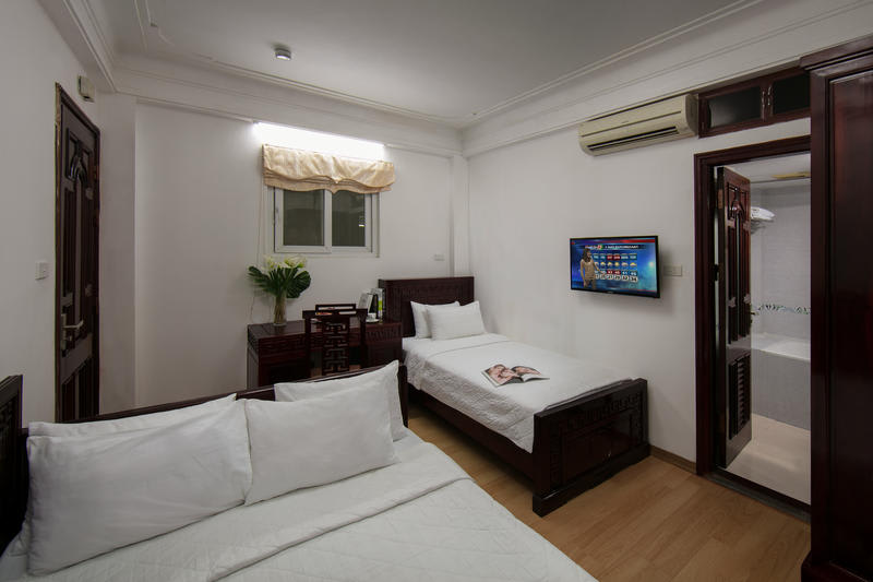 Little Hanoi Hostel Le Thai To