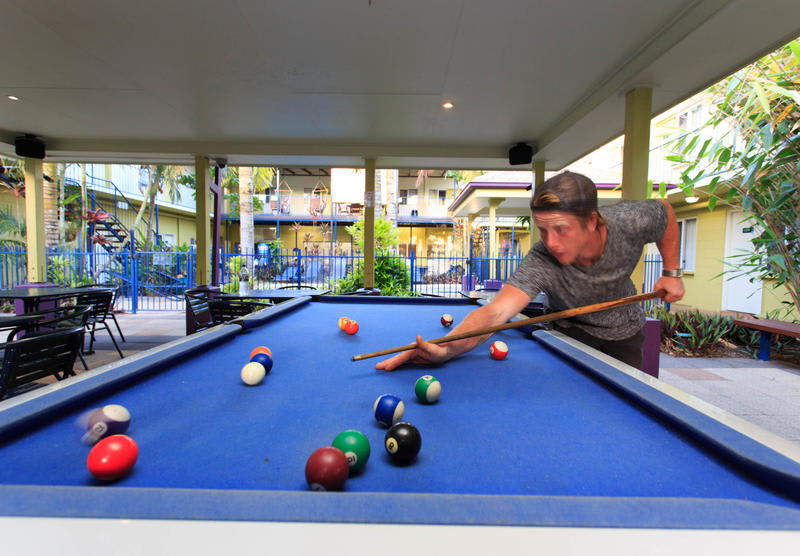 Cairns Central YHA
