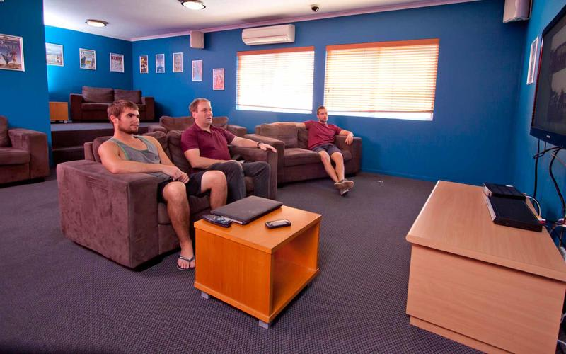 HOSTEL - Cairns Central YHA
