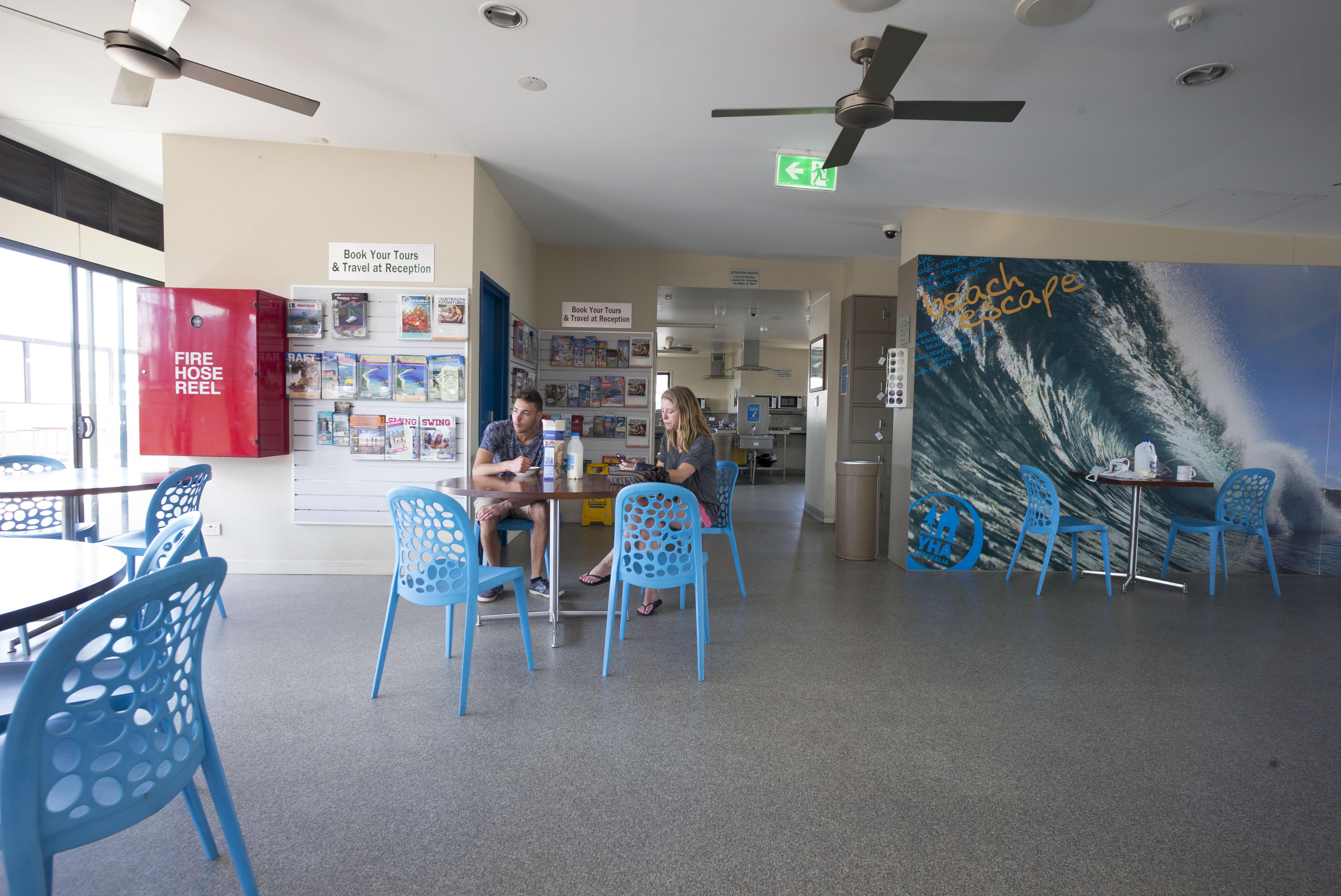 HOSTEL - Brisbane City YHA