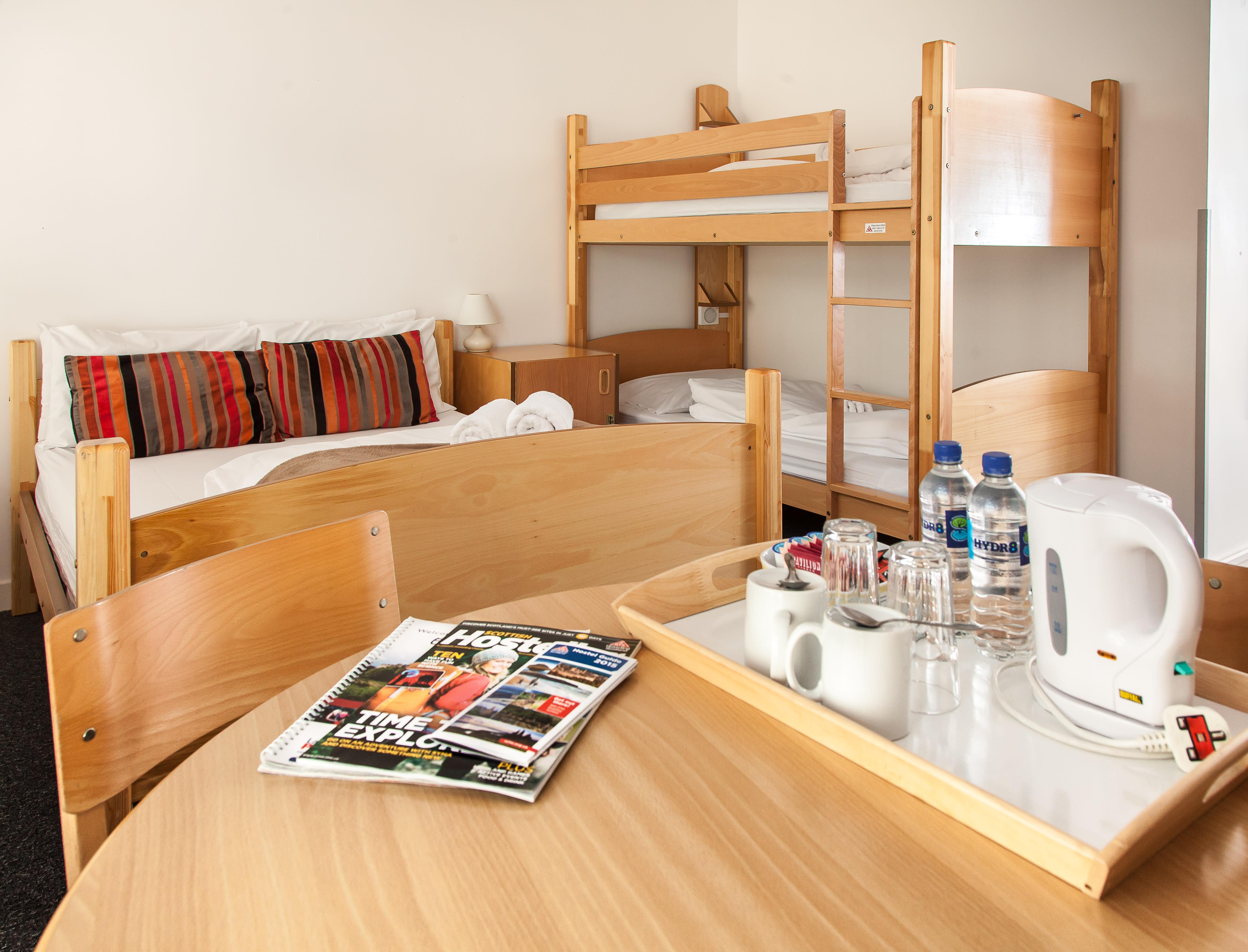 HOSTEL - Edinburgh Central Youth Hostel