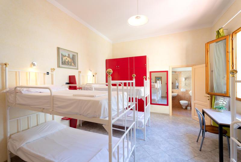 HOSTEL - Archi Rossi Hostel