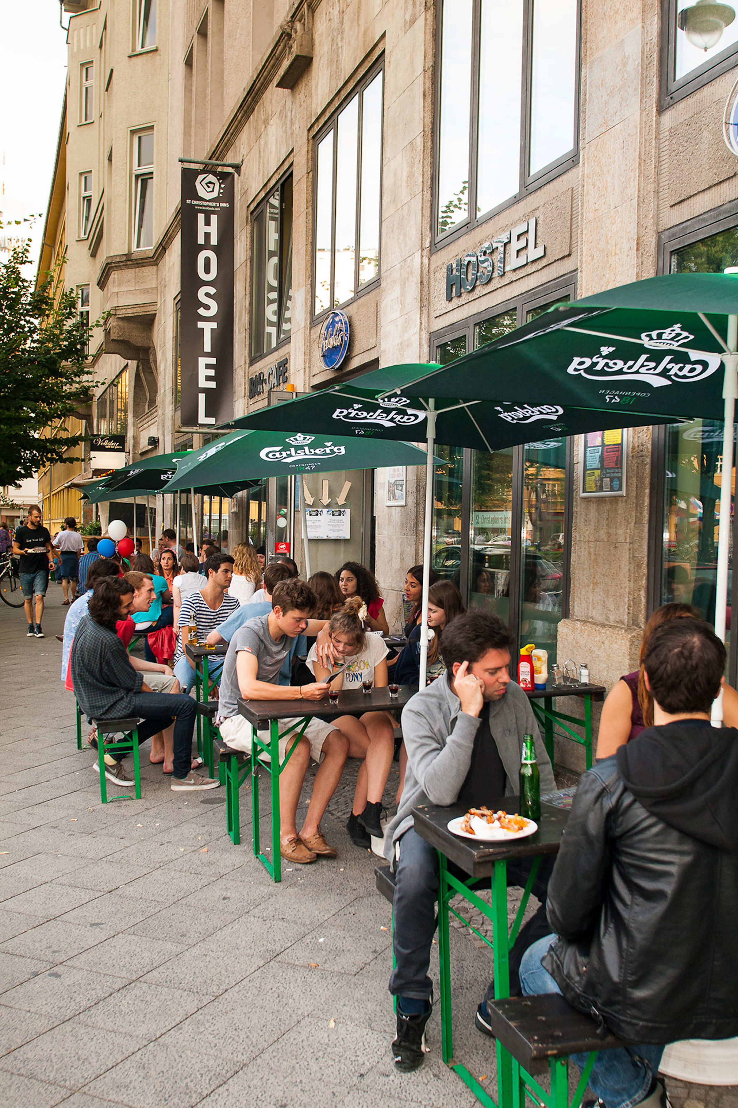 HOSTEL - St Christopher's Berlin Alexanderplatz