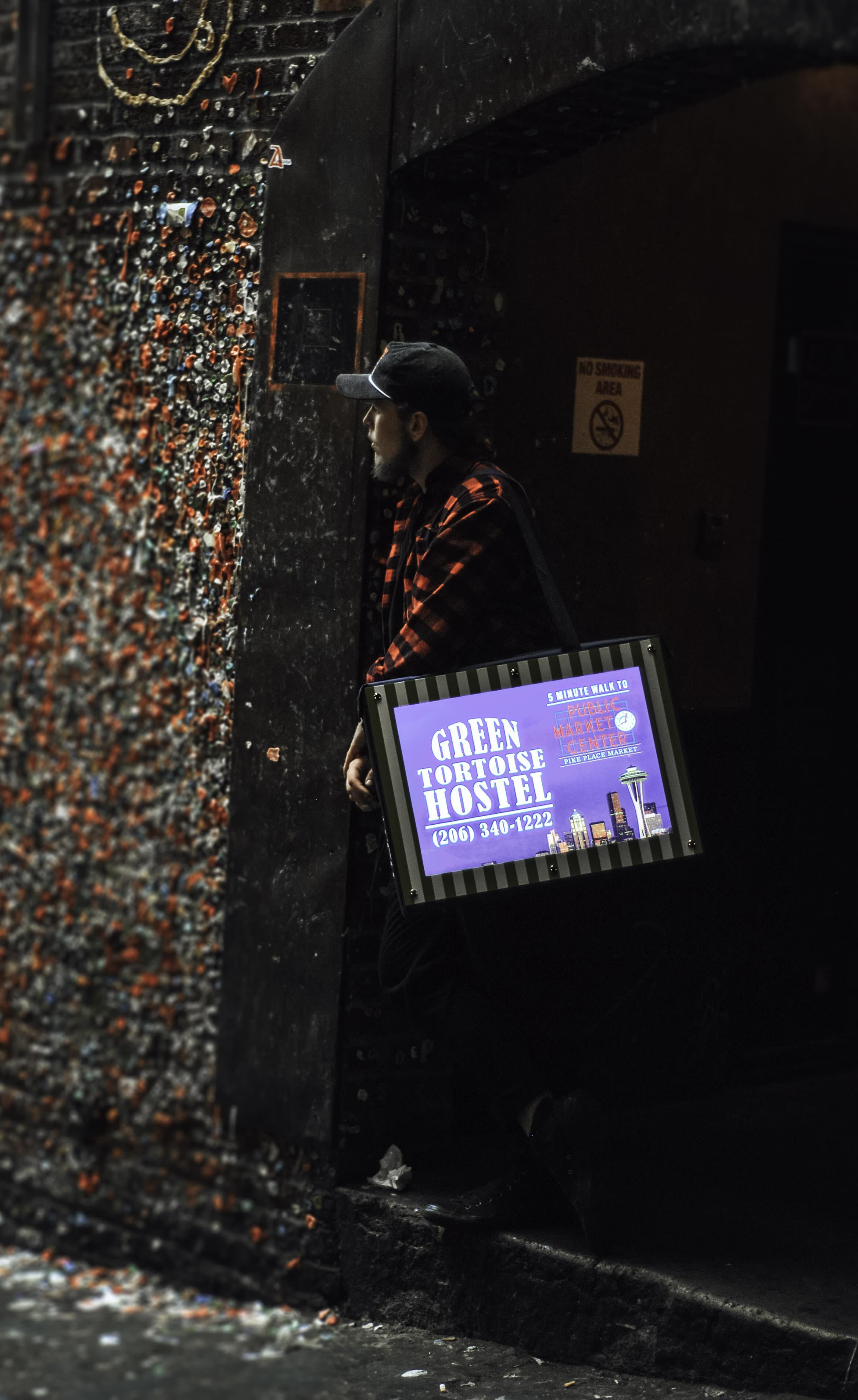 HOSTEL - Green Tortoise Seattle Hostel
