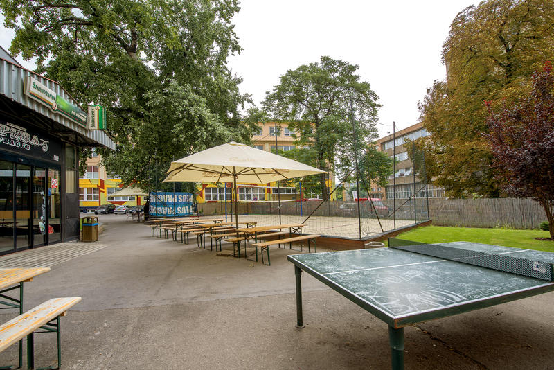 HOSTEL - PLUS Prague