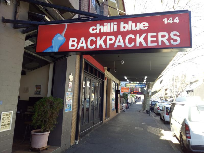 HOSTEL - ChiliBlue Backpackers
