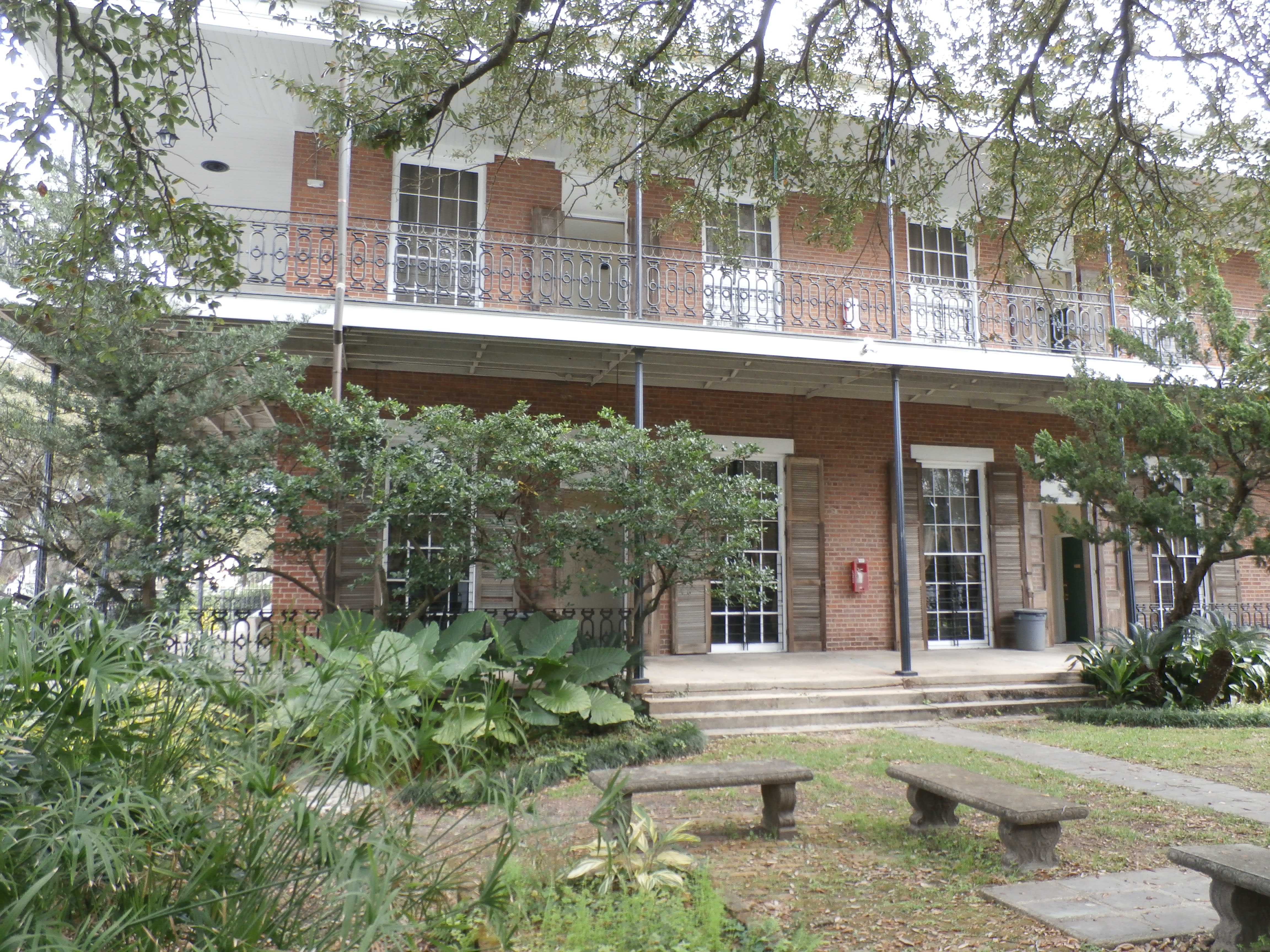 New Orleans Hostel - Marquette House