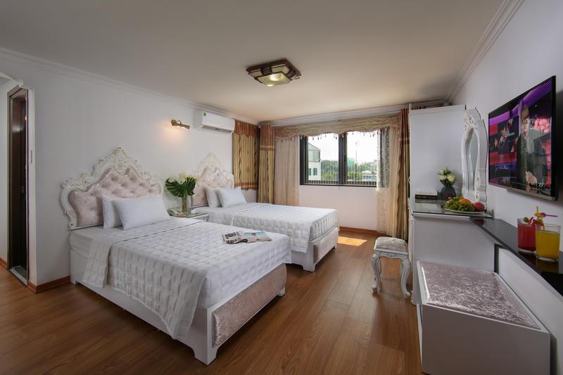 HOSTEL - Hanoi King Ly Hotel