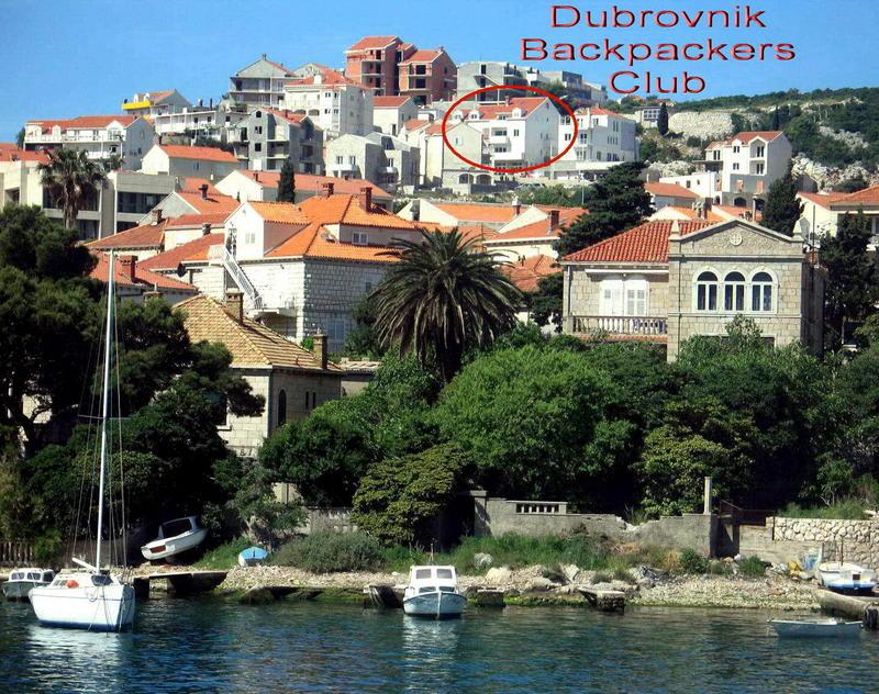 HOSTEL - Dubrovnik Backpackers Club