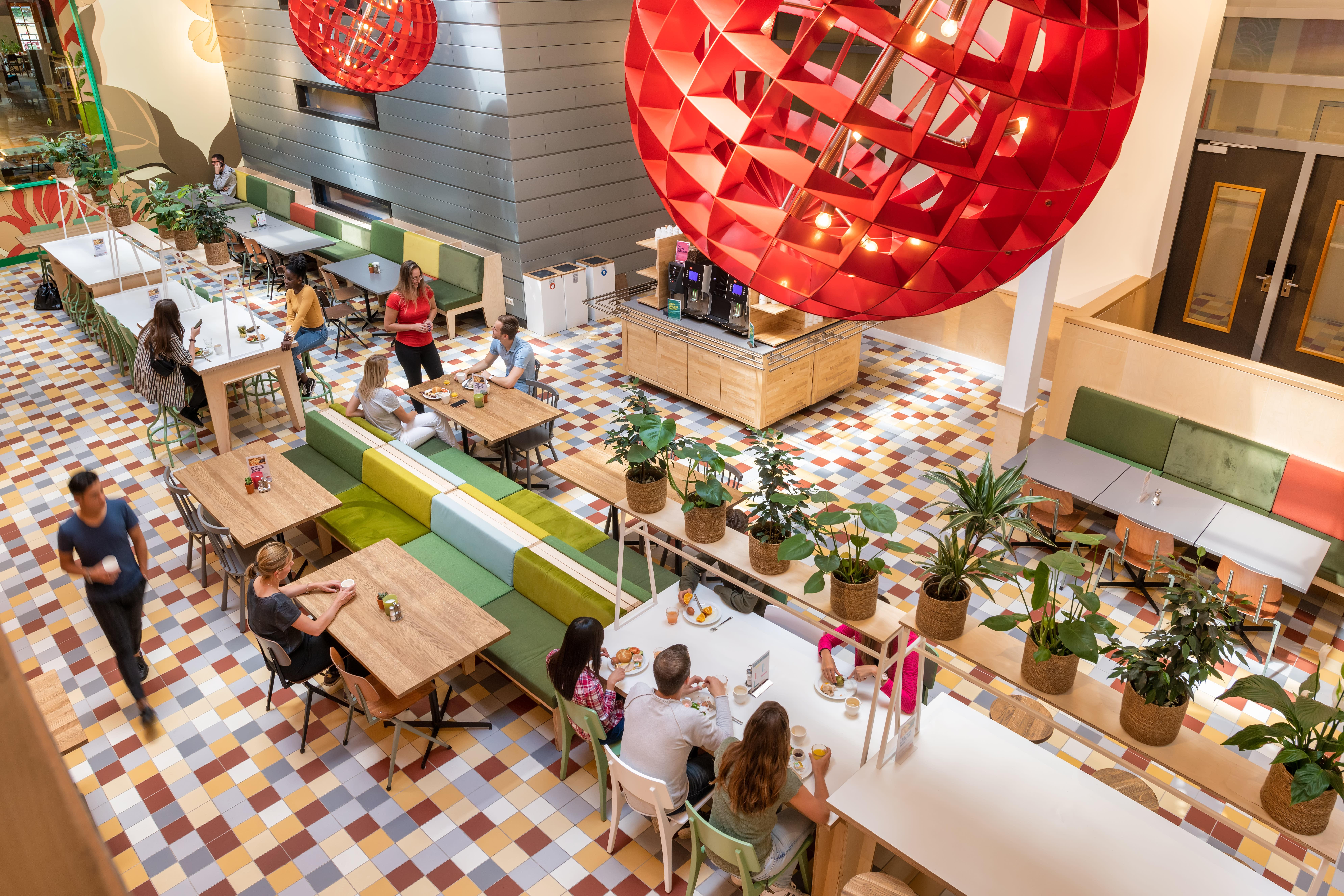 HOSTEL - Stayokay Amsterdam Oost