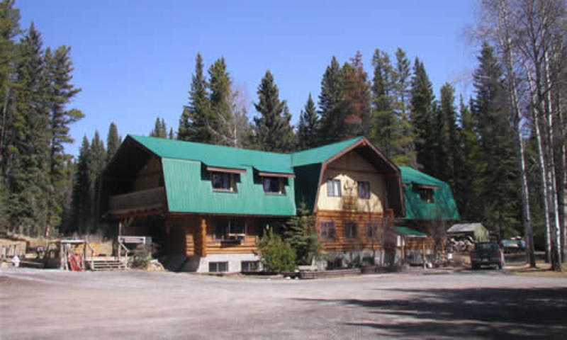 Hostelling International - Nordegg, Shunda Creek