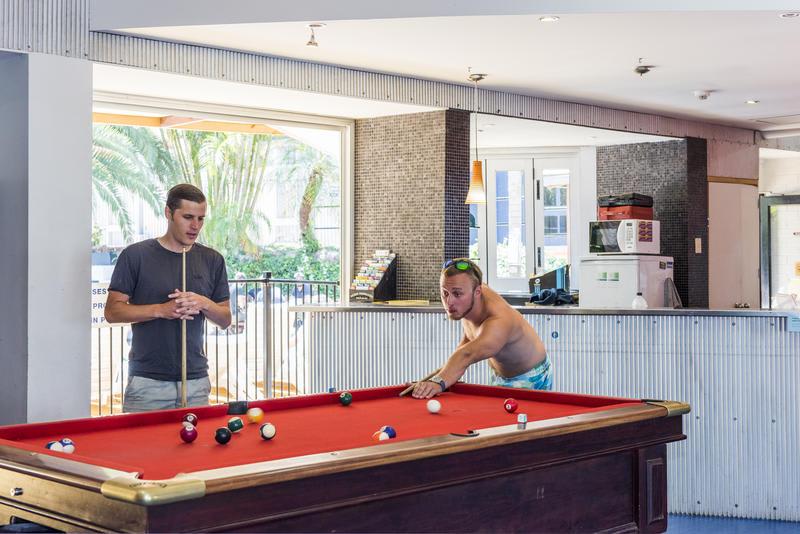 Billabong Backpackers Resort