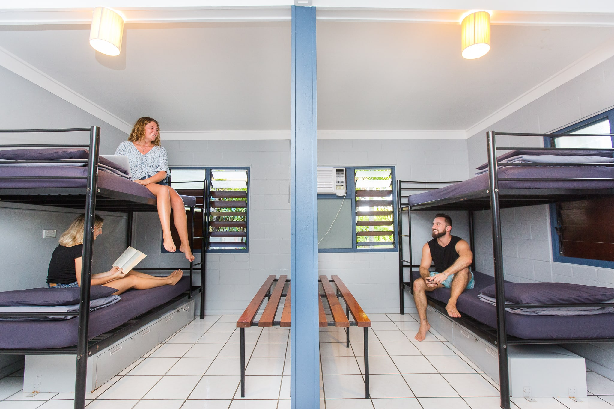 HOSTEL - Why Not Backpackers