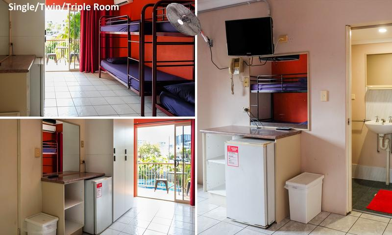 HOSTEL - Brisbane Backpackers Resort
