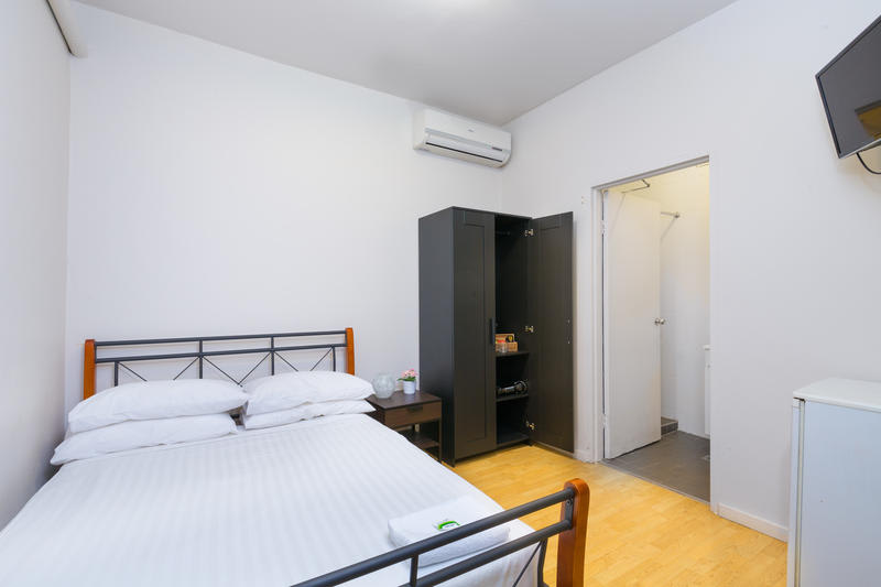 Alfred Park Budget Accommodation