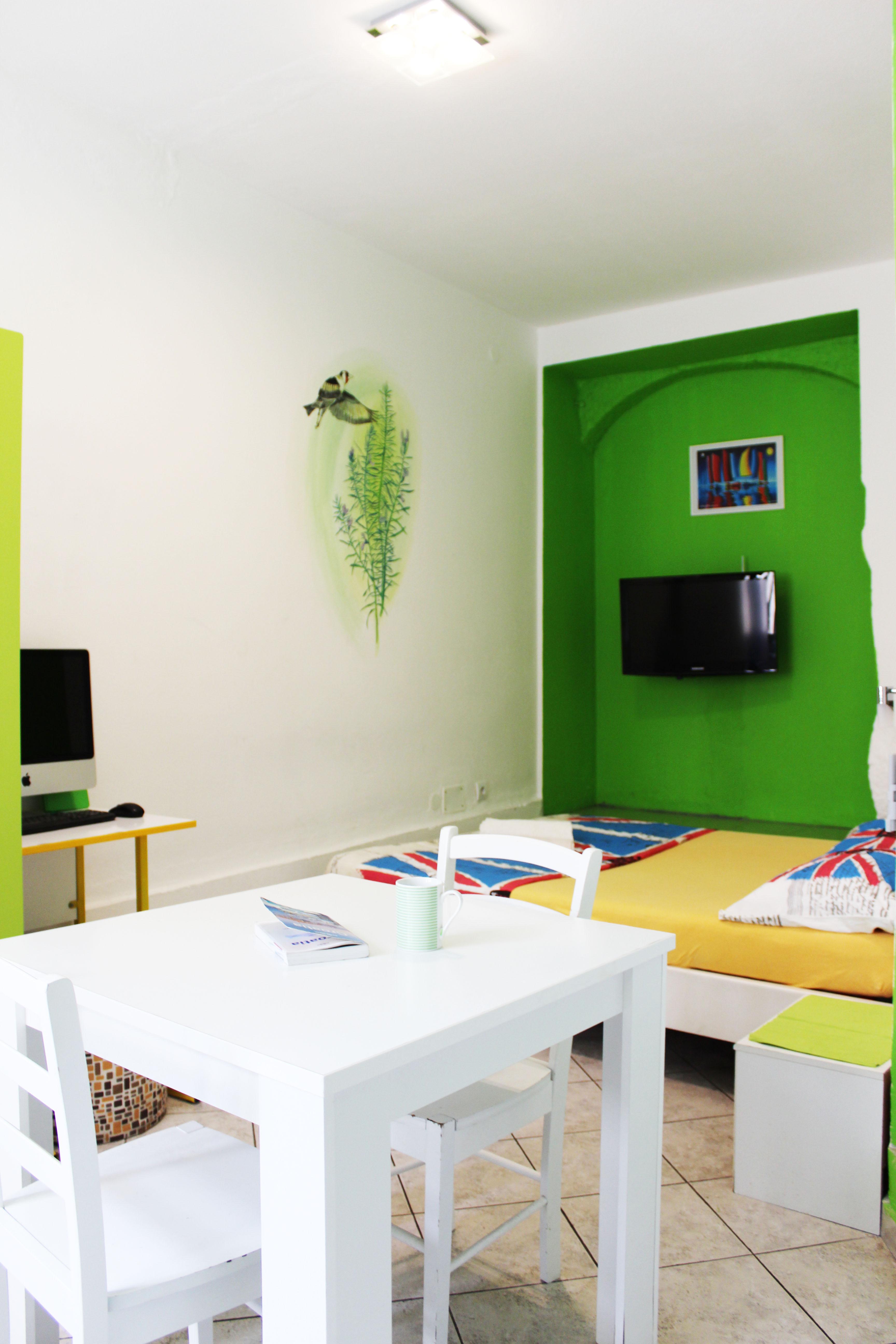 CroParadise Green Hostel