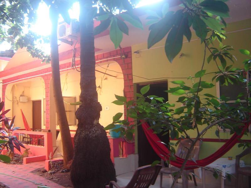 Silver Moon Guest House Anjuna