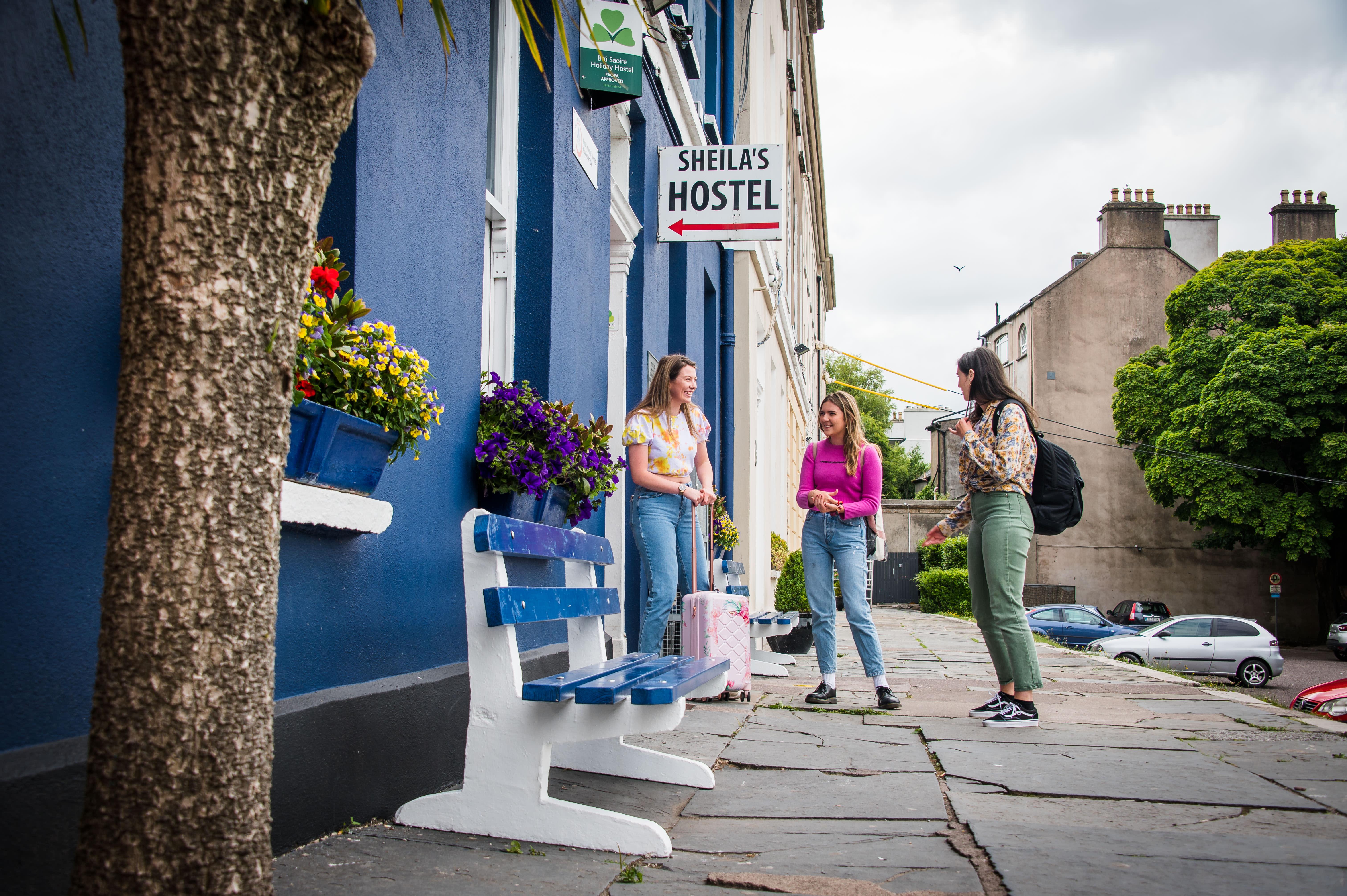 Sheilas Cork Hostel