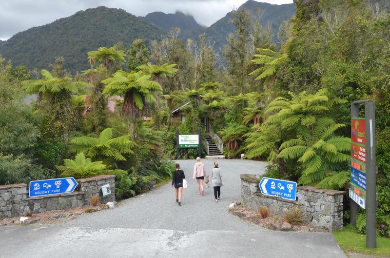 Rainforest Backpackers