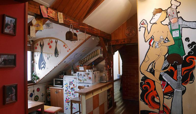 HOSTEL - The Loft Hostel Budapest