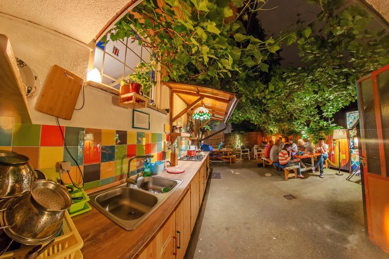 HOSTEL - Hostel Mali Mrak Zagreb