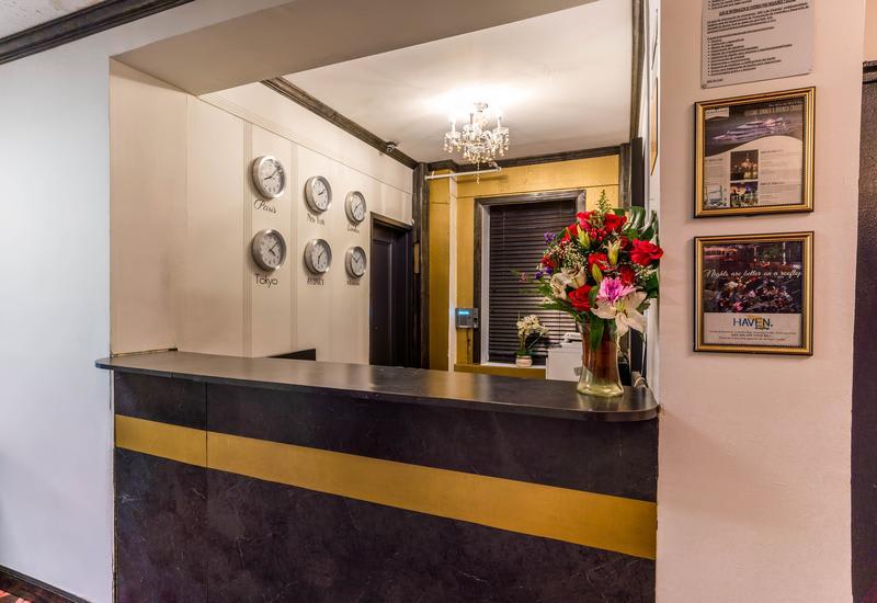 HOSTEL - Royal Park Hotel and Hostel