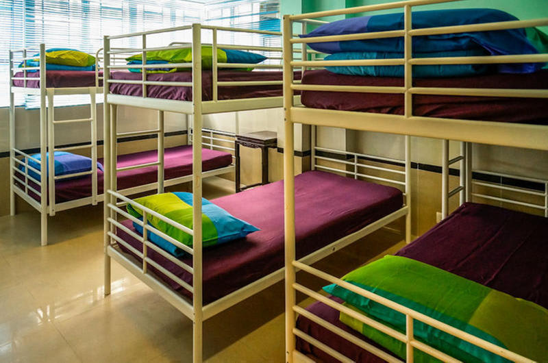 Backpackers Hostel HK