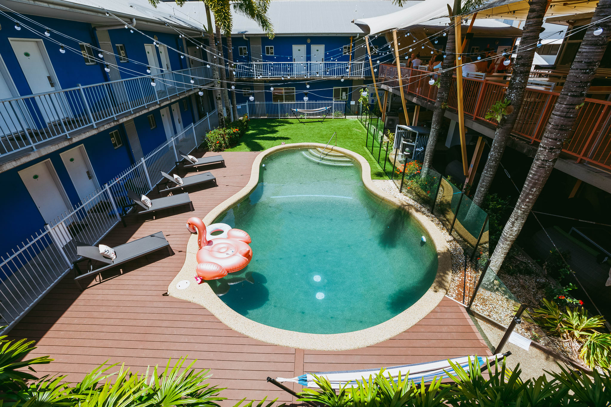 HOSTEL - Bounce Cairns