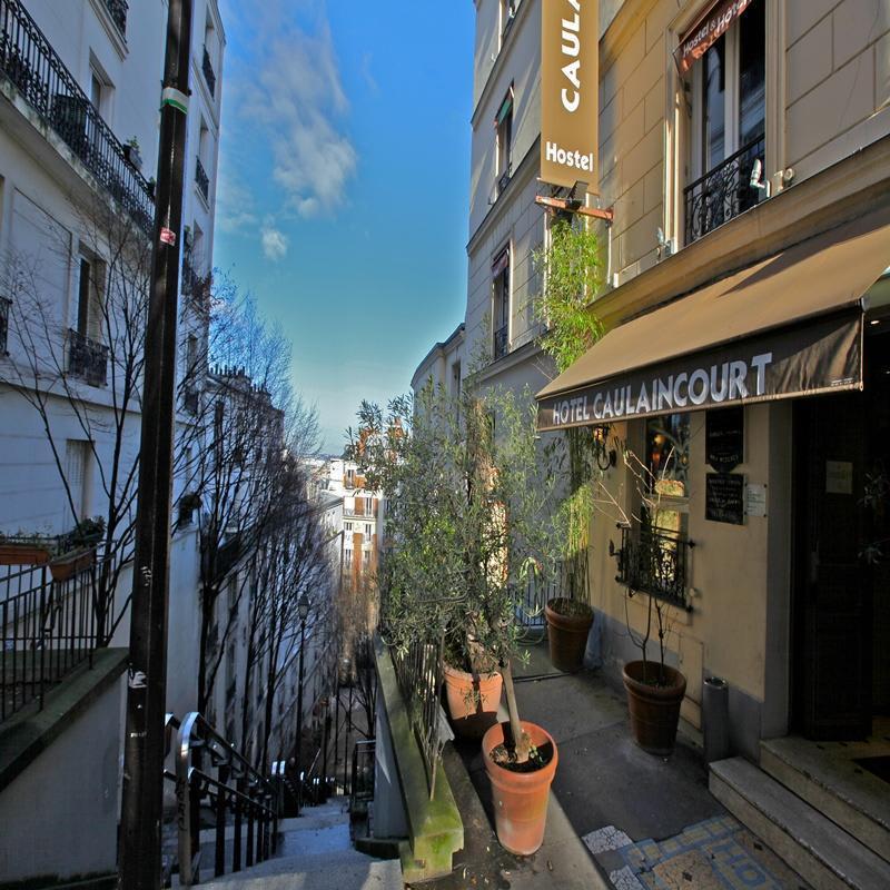 HOSTEL - Caulaincourt Montmartre by Hiphophostels