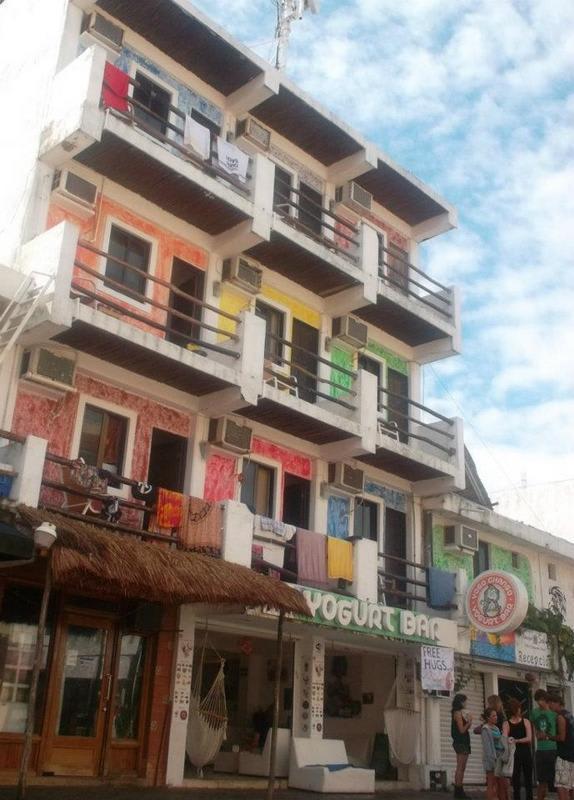 HOSTEL - Maria Sabina Hotel & Backpackers Hostel