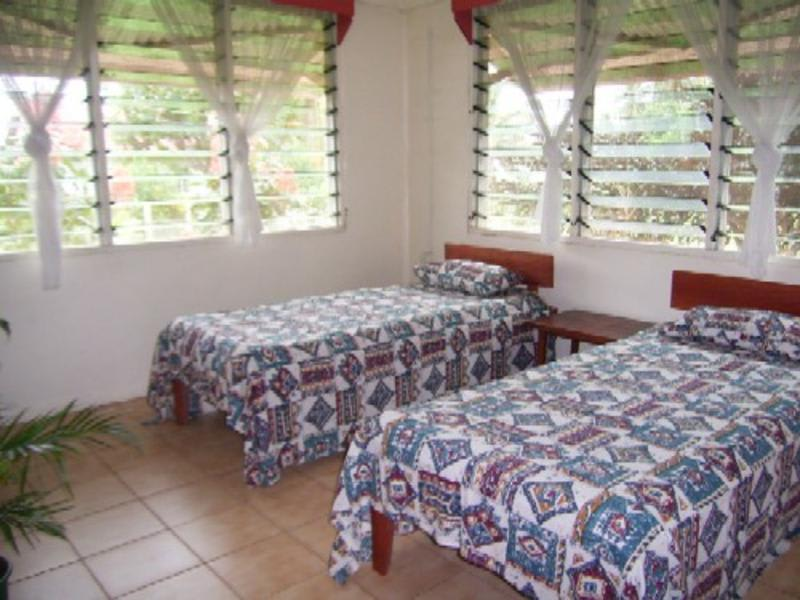 Samoan Village Accommodation