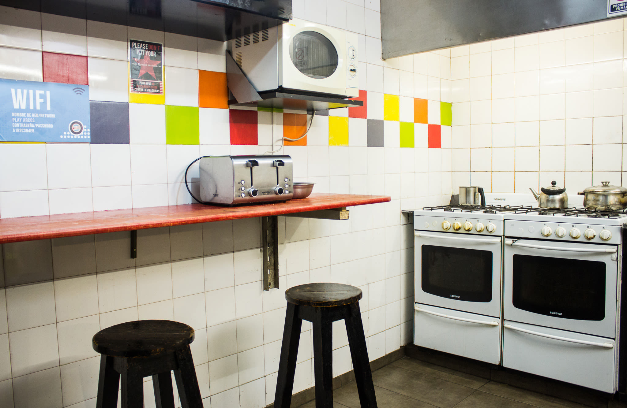 HOSTEL - Play Hostel Arcos