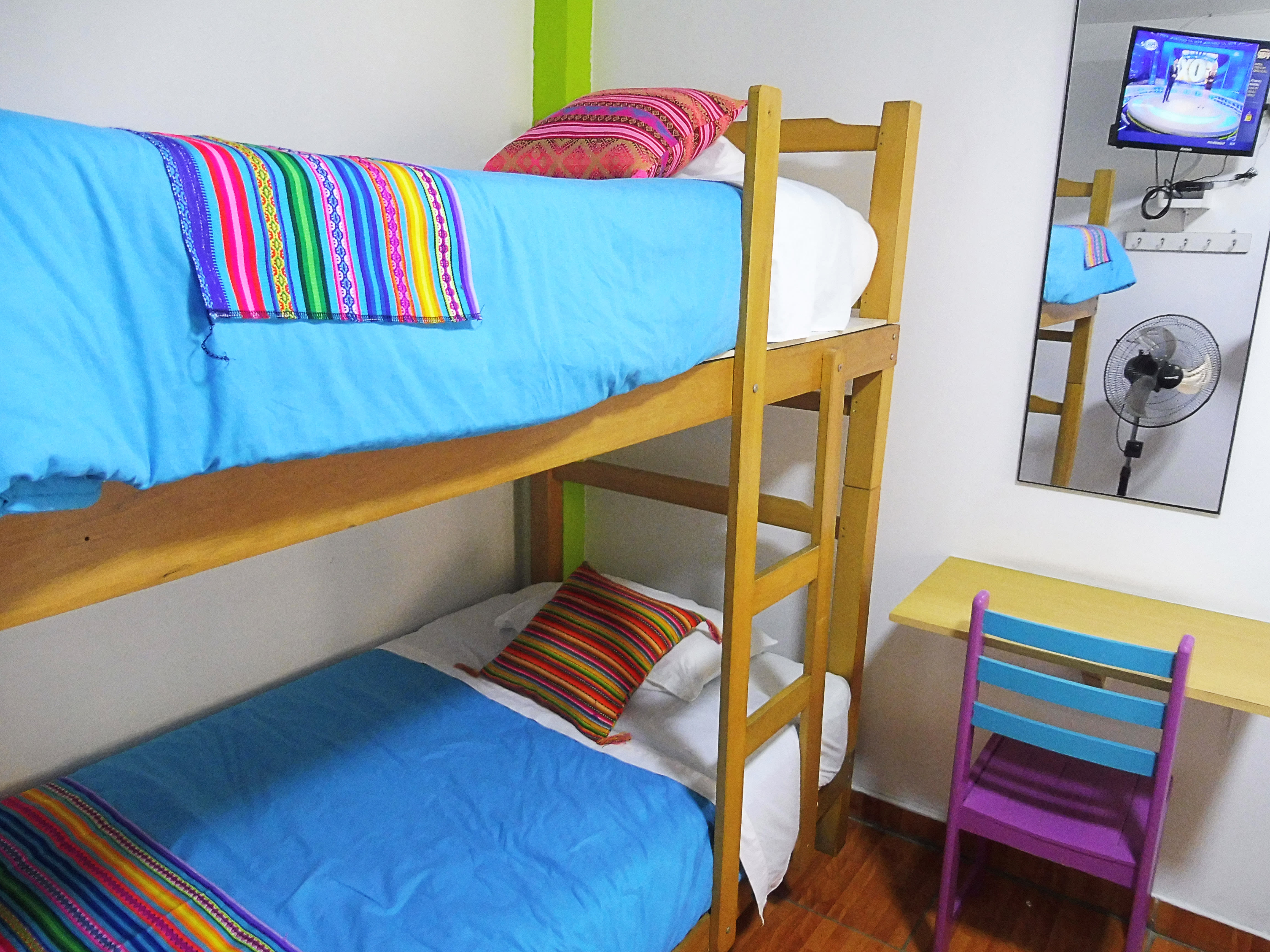 Pay Purix Hostel - Lima Airport