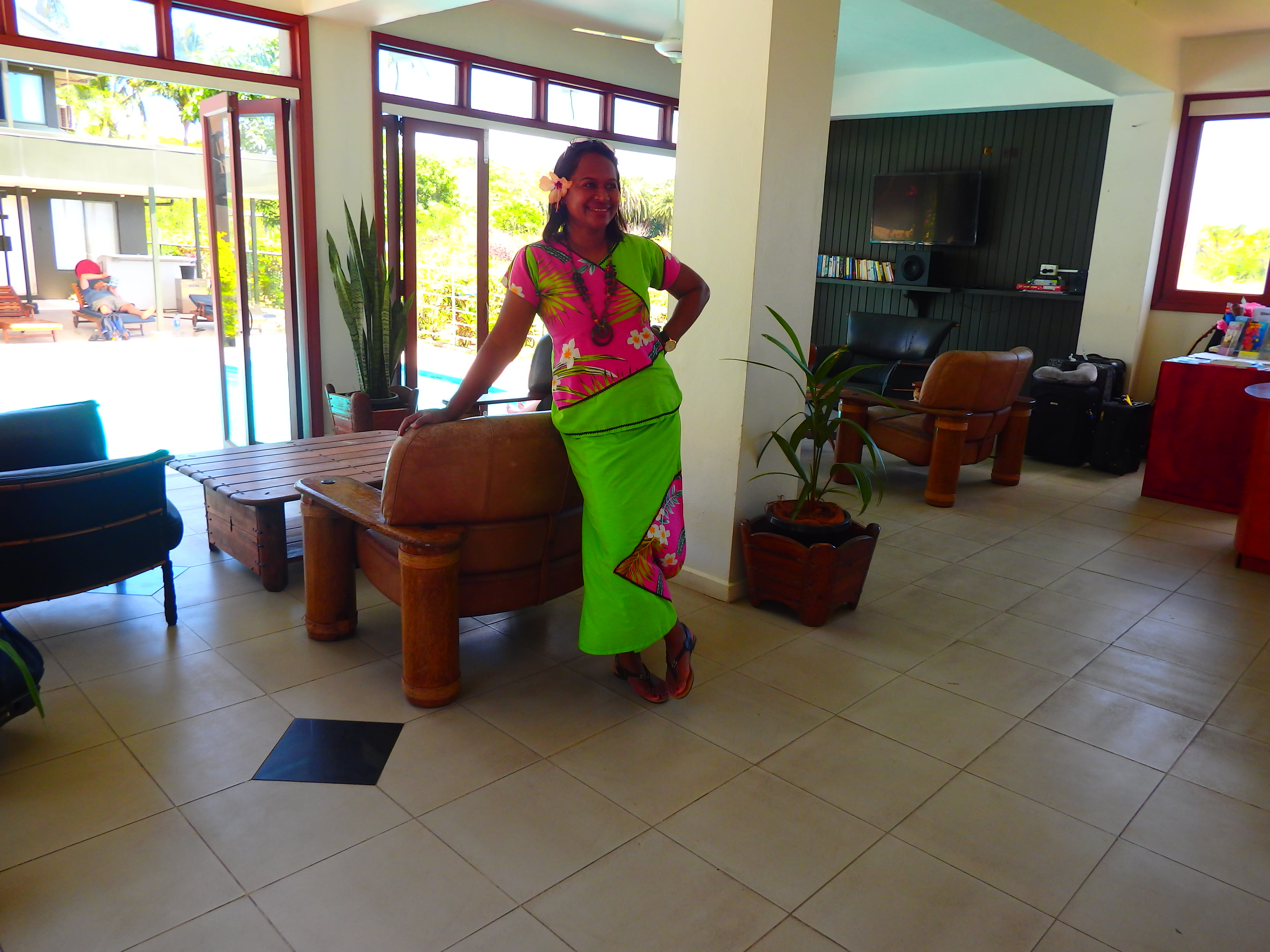 Mamas Tropic of Capricorn Resort