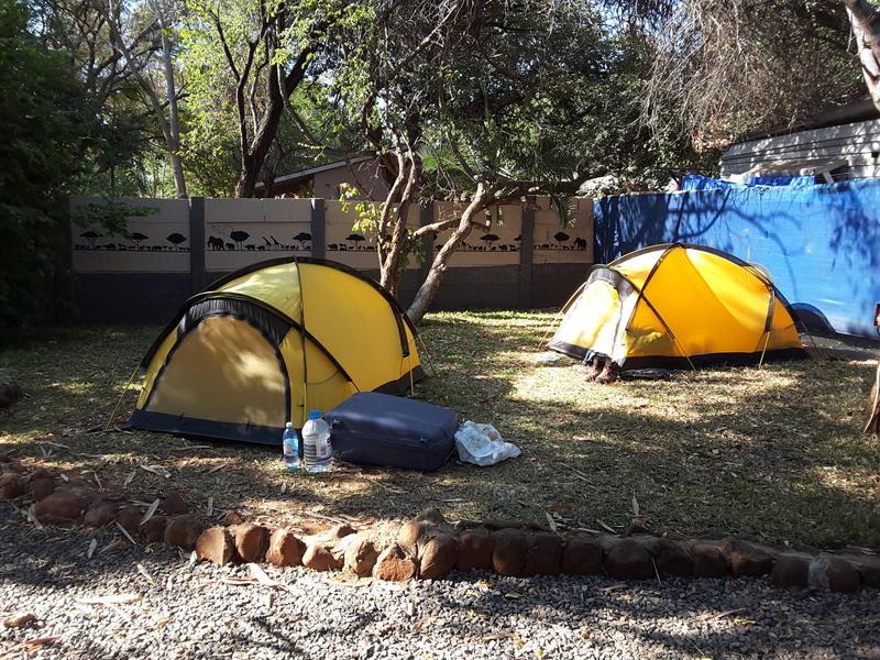 HOSTEL - Victoria Falls Backpackers