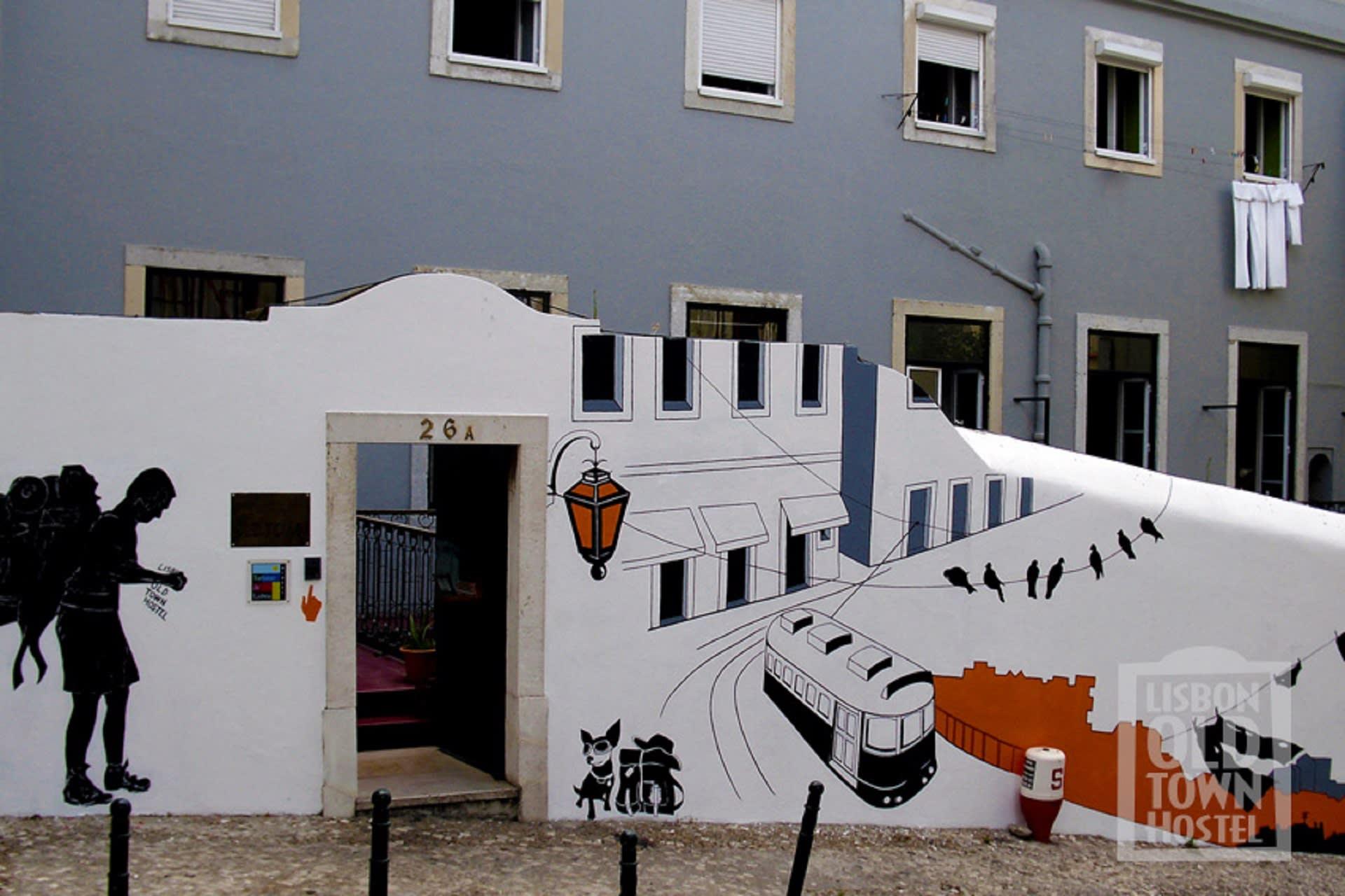 HOSTEL - Lisbon Old Town Hostel