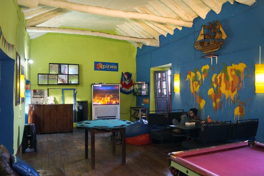 HOSTEL - Pirwa Backpackers Colonial