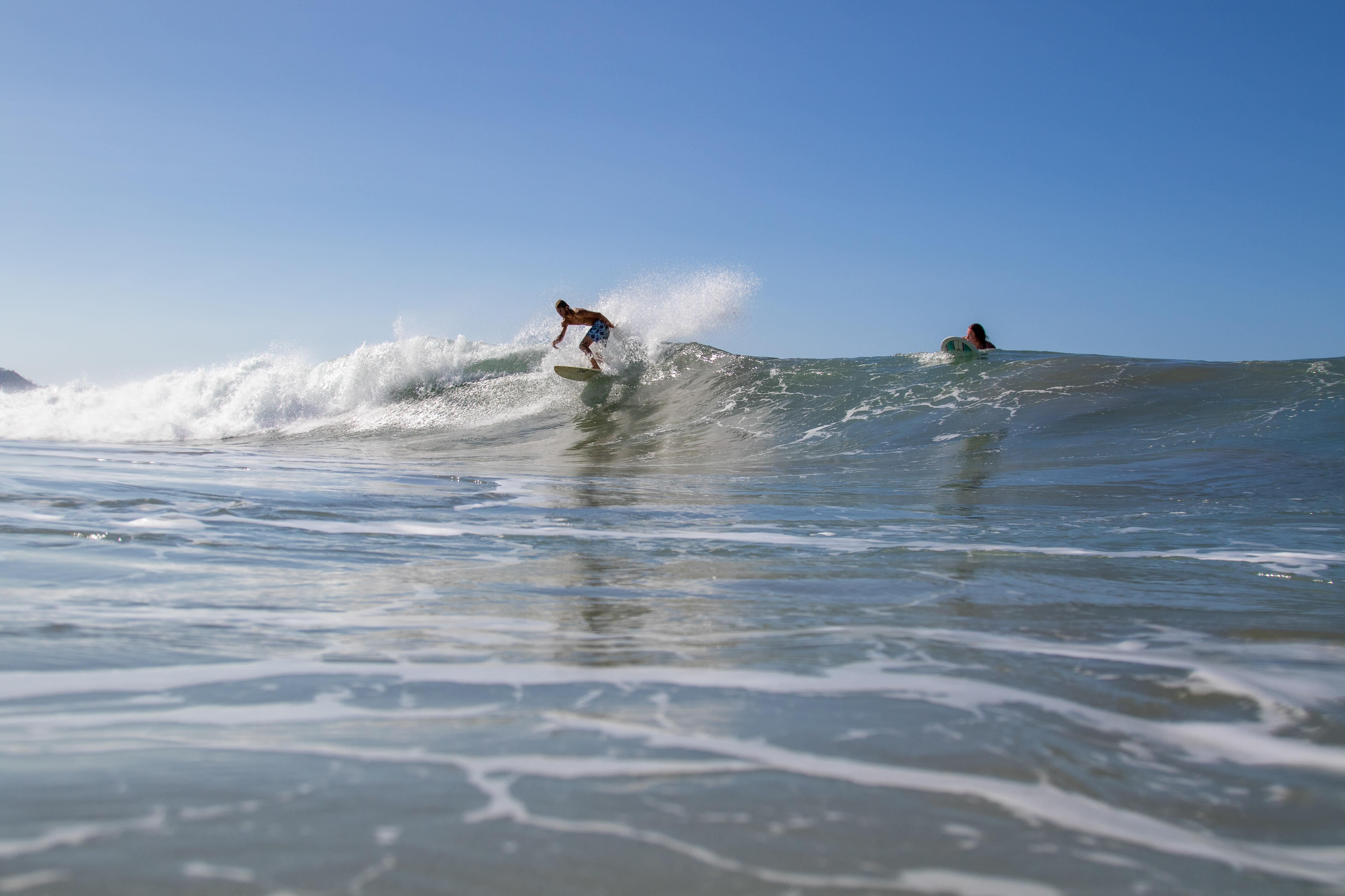 Wave Trotter