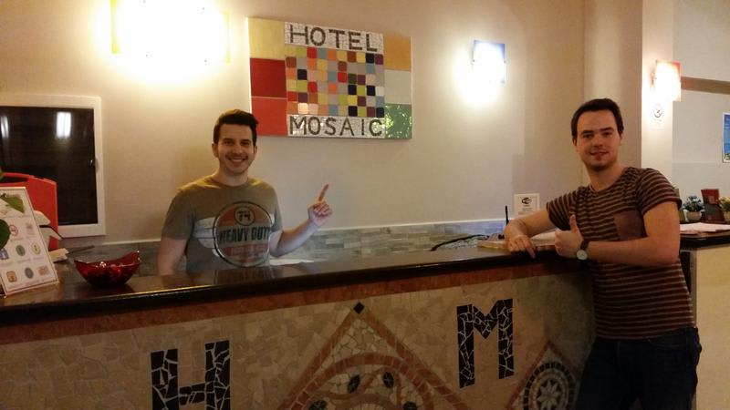 HOSTEL - Mosaic Hostel