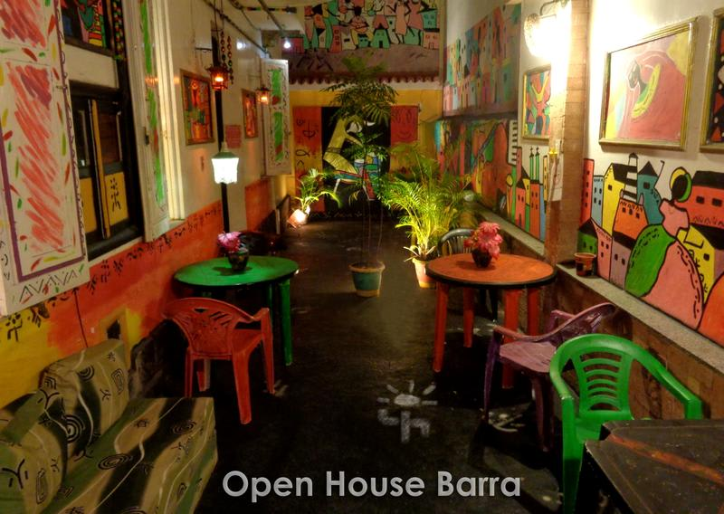 Open House Barra