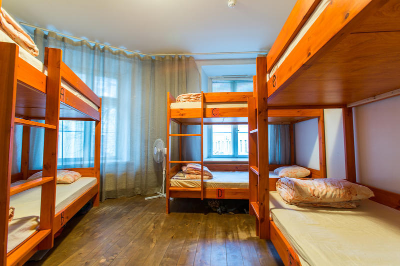 HOSTEL - Tallinn Backpackers
