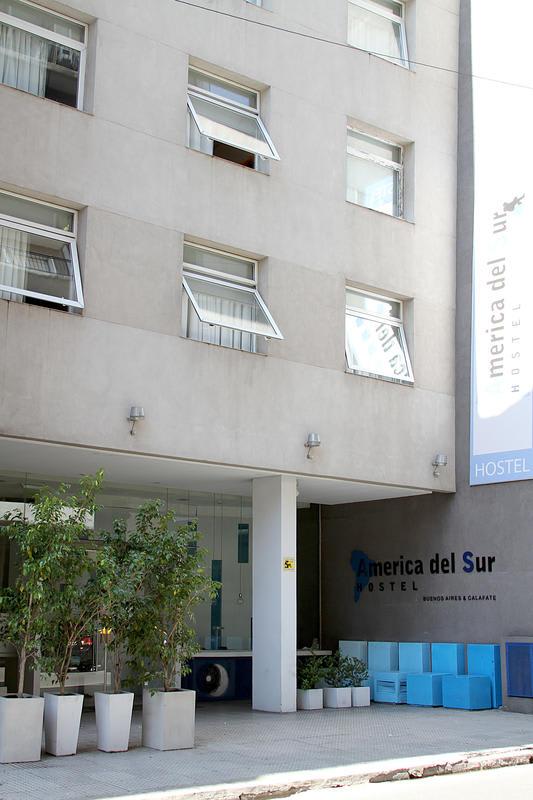 HOSTEL - America del Sur Hostel Buenos Aires