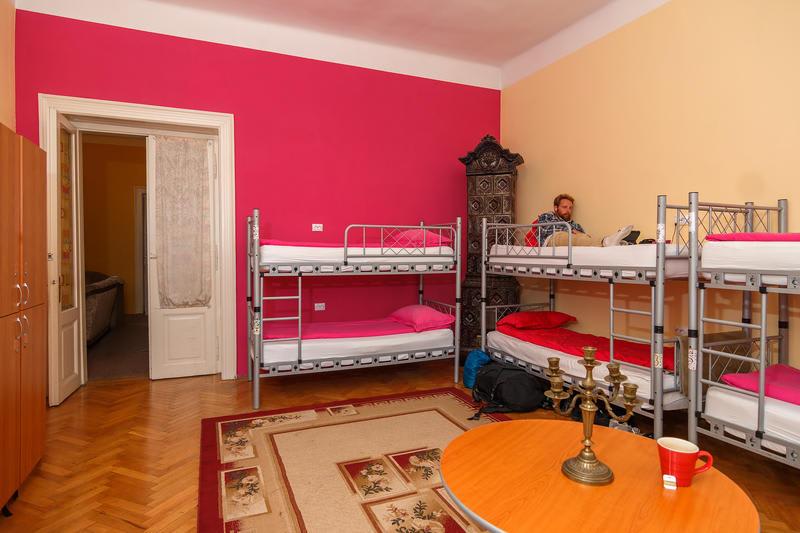 HOSTEL - Transylvania Hostel