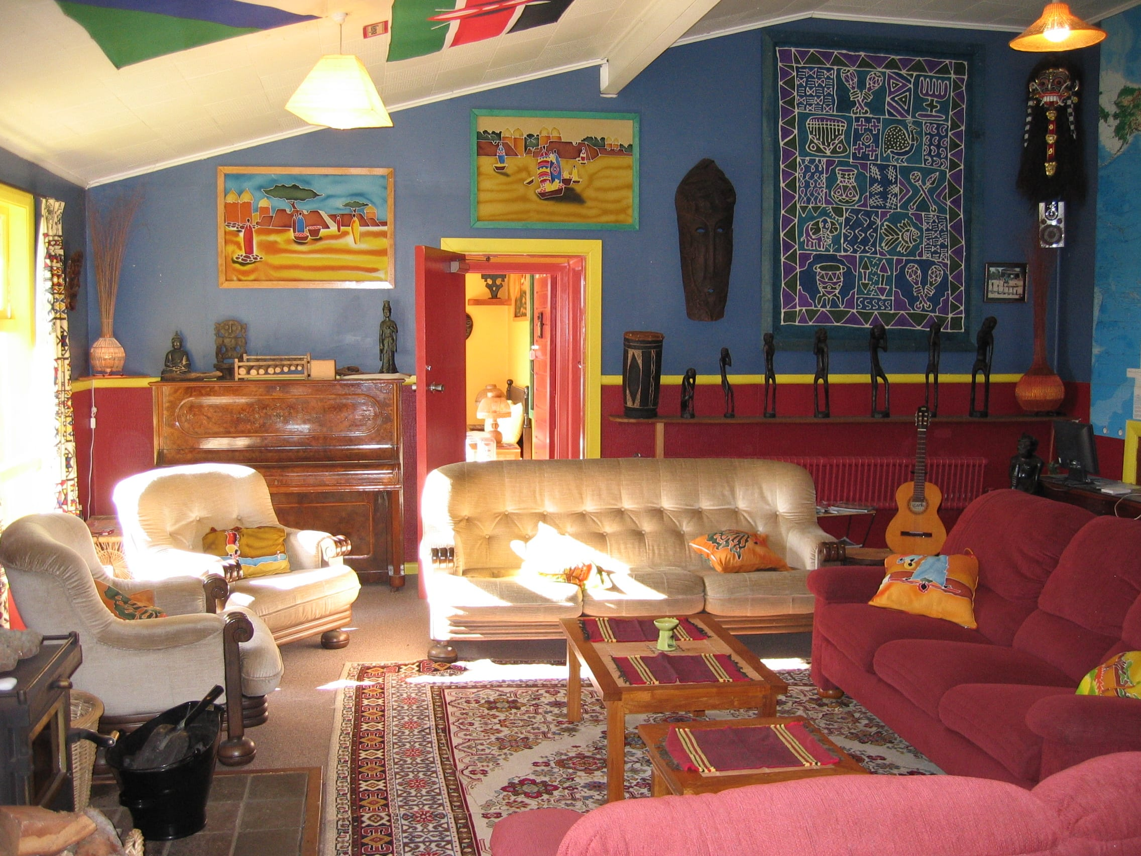 Global Village Travellers Lodge