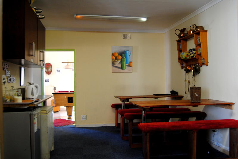 HOSTEL - HomeBase Cape Town Backpackers
