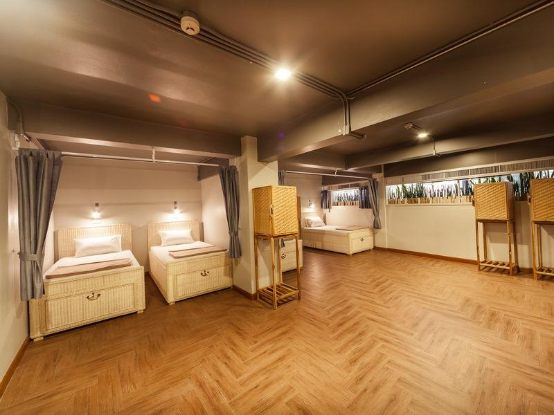 HOSTEL - Metro Pratunam Boutique Hotel
