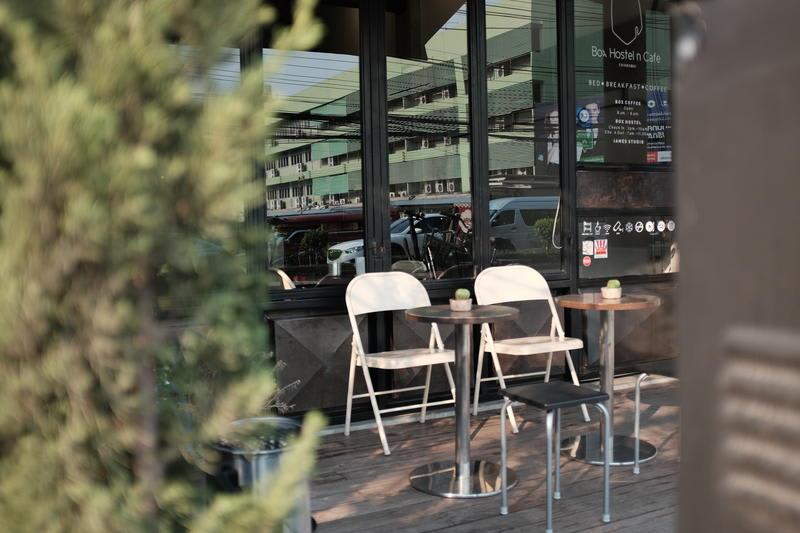HOSTEL - Box Hostel n Cafe
